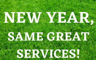New Year Same Great Services Creative Scapes