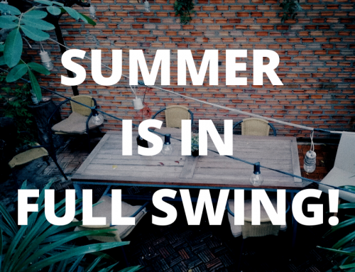 5 Ways to Prepare Your Lawn for Summer Entertainment!